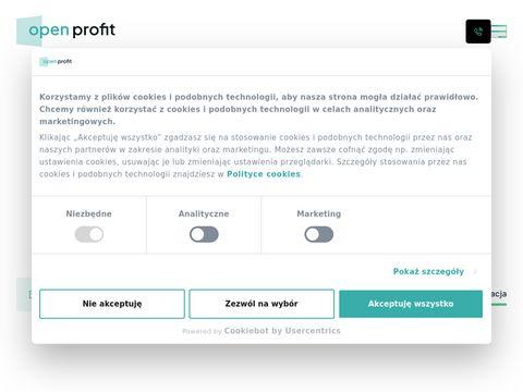 Open Profit - biuro rachunkowe, Warszawa i Poznań