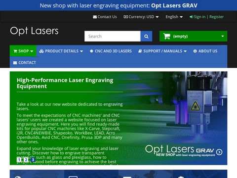 Producent modu艂贸w laserowych - optlasers.com