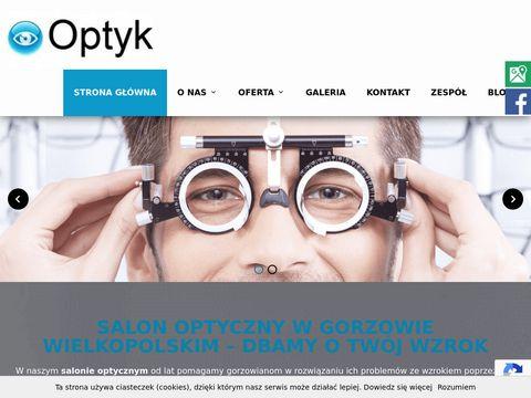 Optykgorzow.pl Optyk Gorz贸w