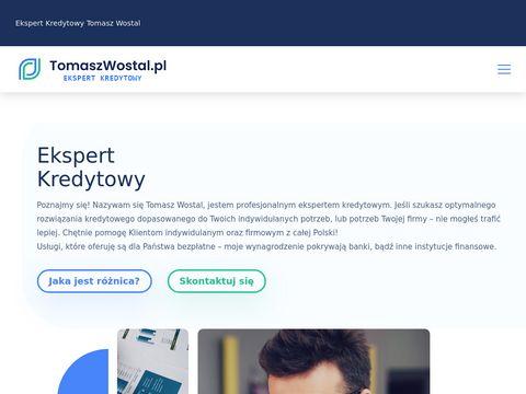 Doradztwo kredytowe OptymalnyKredyt.pl