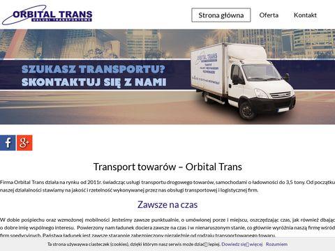 ORBITAL TRANS Transport