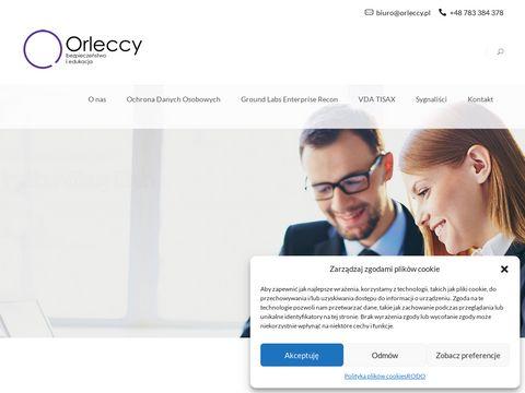 Orleccy- Bezpieczeństwo Informacji Szkolenia Audyty Ochrona Danych Osobowych
