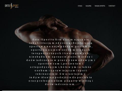 Fizjoterapia w sporcie