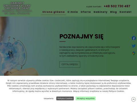 STĘPKOWSKA MARZENA ortodonta Nowa Ruda