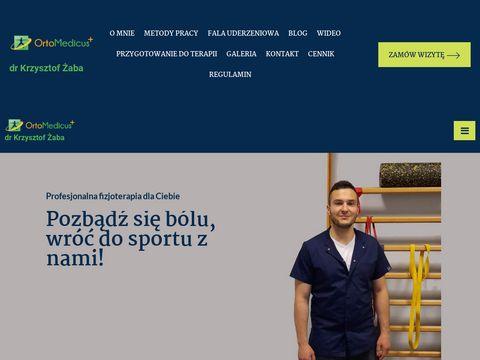 Ortomedicus - fizjoterapia sportowa i ortopedyczna