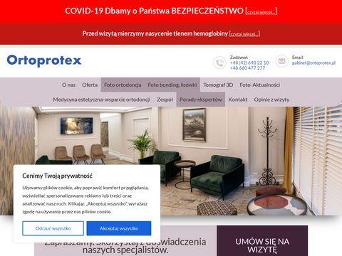Ortoprotex.pl wybielanie z臋b贸w