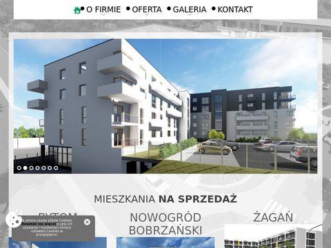Osiedle Mazurskie - twoje miejsce w Zielonej G贸rze