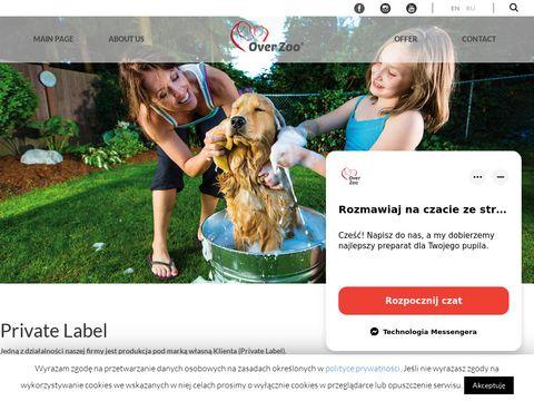 Over-Zoo.com - szampony dla ps贸w i kot贸w