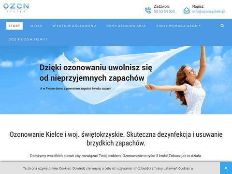 Dezynfekcja Kielce