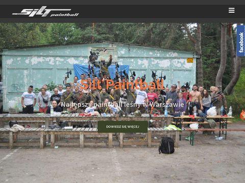 Paintball Warszawa - Silt Paintball - Organizacja Imprez Paintballowych - Strona główna