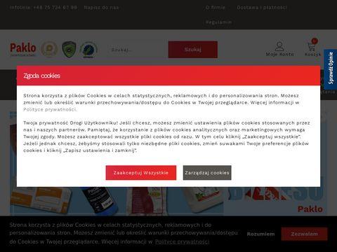 Paklo.pl - zaopatrzenie dla biznesu i domu