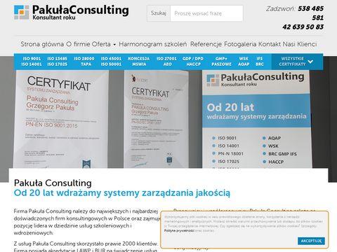 Pakuła Consulting