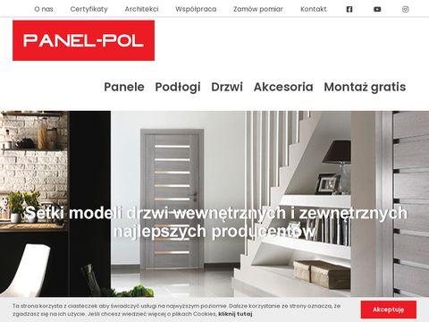 Panel-Pol.com.pl – profesjonalny montaż drzwi i podłóg