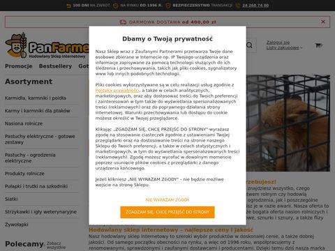 PanFarmerek.pl - sklep hodowlany