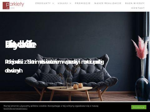 Deski pod艂ogowe Warszawa - Parkiety dla Ciebie
