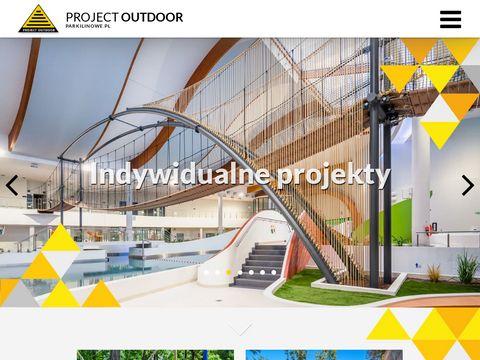Budowa parków linowych