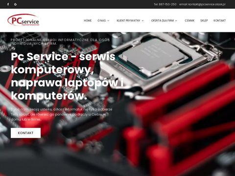 Pc Service - Pogotowie Komputerowe oraz serwis.