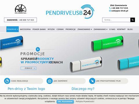 Pendriveusb24.pl - pendrive reklamowy