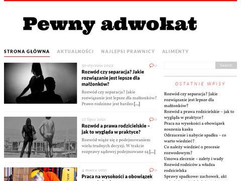 Pewnyadwokat24.pl