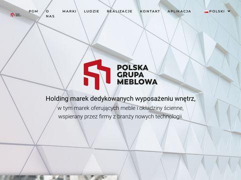 Grupa meblowa - pgmeb.com