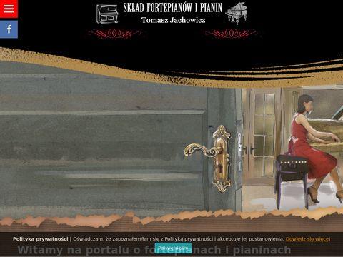 Pianina i Fortepiany - opowiada stroiciel