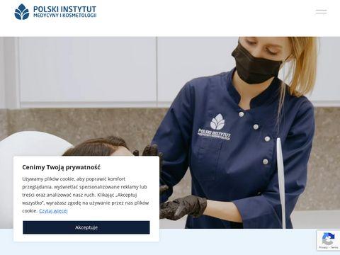 Polski Instytut Medycyny i Kosmetologii Wrocław szkolenie botox
