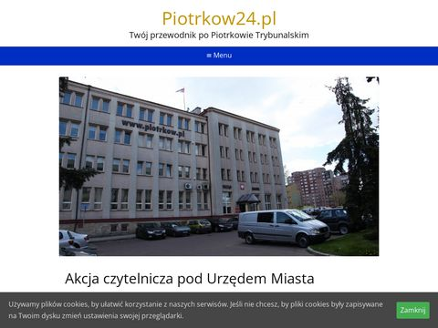 Piotrkow24.pl - twój przewodnik po Piotrkowie Trybunalskim