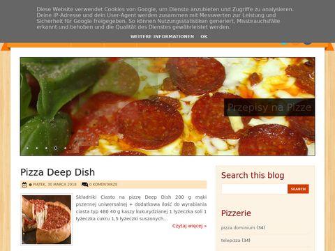 Pizza promocje, kupony, rabaty