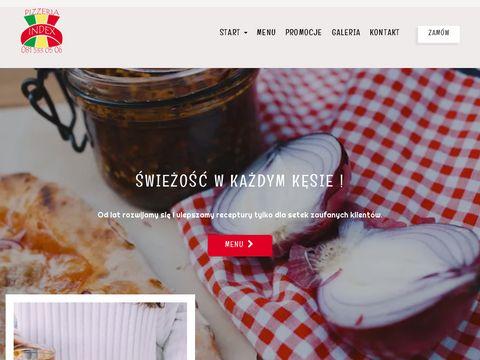 INDEX- Najlepsza Pizza Lublin - dostawa - dwóz - Pizzeria Lublin