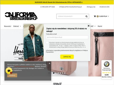 Skateshop Skate-Europe.com by Andegrand