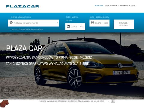 Plazacar.pl Pomoc drogowa S艂ubice