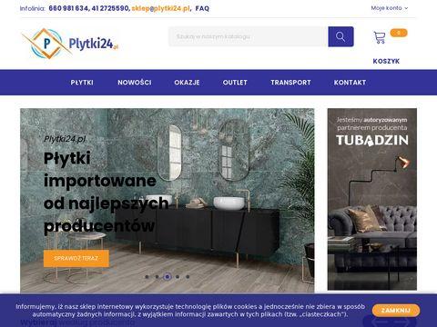 PÅ'ytki Ceramiczne - Sklep Internetowy Plytki24.pl
