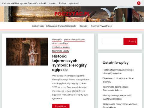 Księgarnia Poczytać.pl - książki, bajki, baśń, romans, kryminał, fantastyka