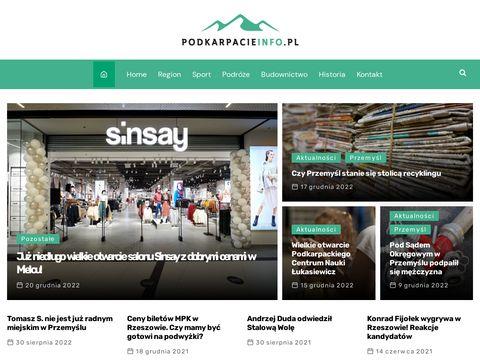 Biznes portal Podkarpacie