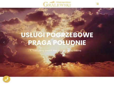 Zakład pogrzebowy Warszawa Wola
