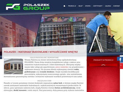 POLASZEK elewacje budynk贸w Leszno