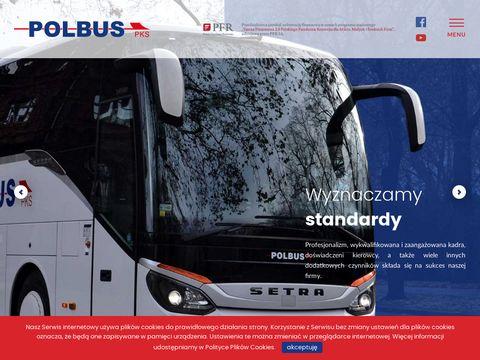 Wynajem busów WrocÅ'aw
