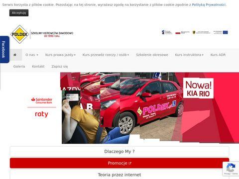 Nauka jazdy Gdańsk. Prawo jazdy kat AM A1 A2 A B B+E C C+E D