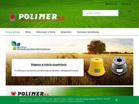 Części do maszyn rolniczych - Polimer