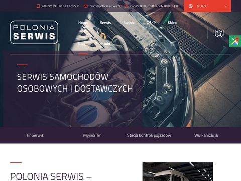 Poloniaserwis.pl naprawy pu艂awy