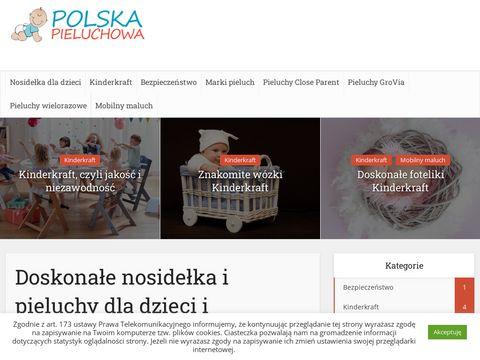 Pieluchy wielorazowe - Polskapieluchowa.pl
