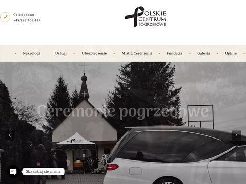 Zakład pogrzebowy Rzeszów   Pogrzeby PCP - Usługi pogrzebowe