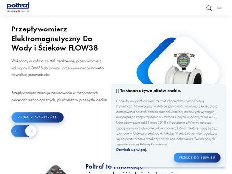 POLTRAF sondy hydrostatyczne