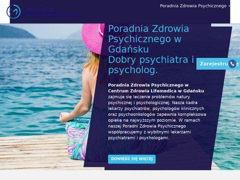 Psychiatra Gdańsk- poradniazdrowiapsychicznego.pl