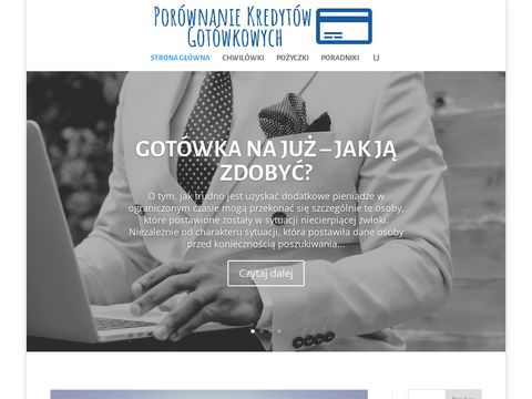 Porownanie-kredytow-gotowkowych.pl