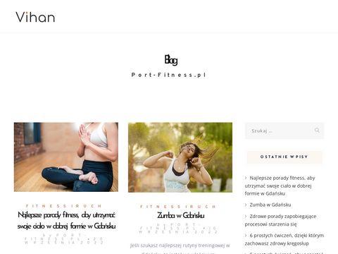 Port Fitness - trening personalny i zajęcia fitness Gdańsk