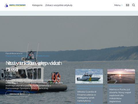 Portal informacyjny - portalstoczniowy.pl