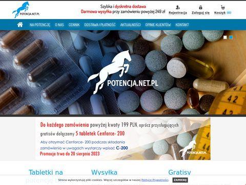 Leki na erekcj臋 - potencja.net.pl