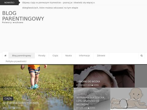 Blog parentingowy potworywozkowe.pl