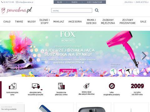 Lakiery do paznokci sklep internetowy - powabna.pl